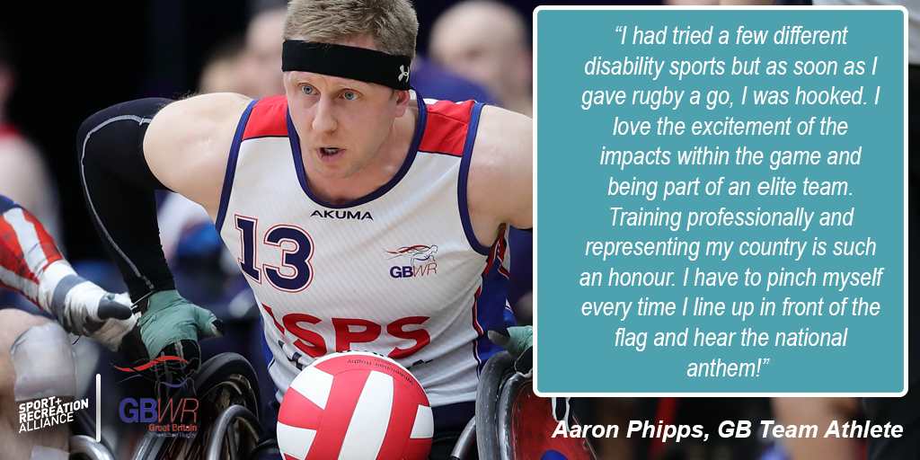Aaron Phipps WR quote ()