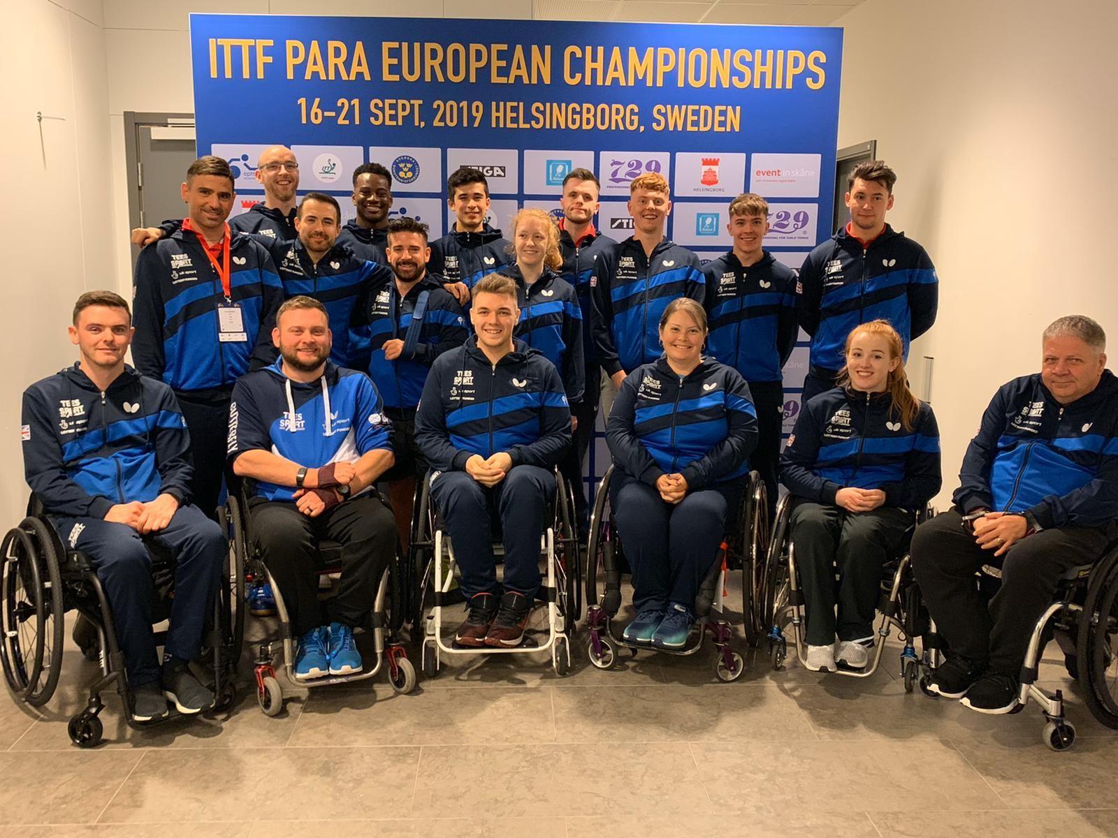 Table Tennis Team ()