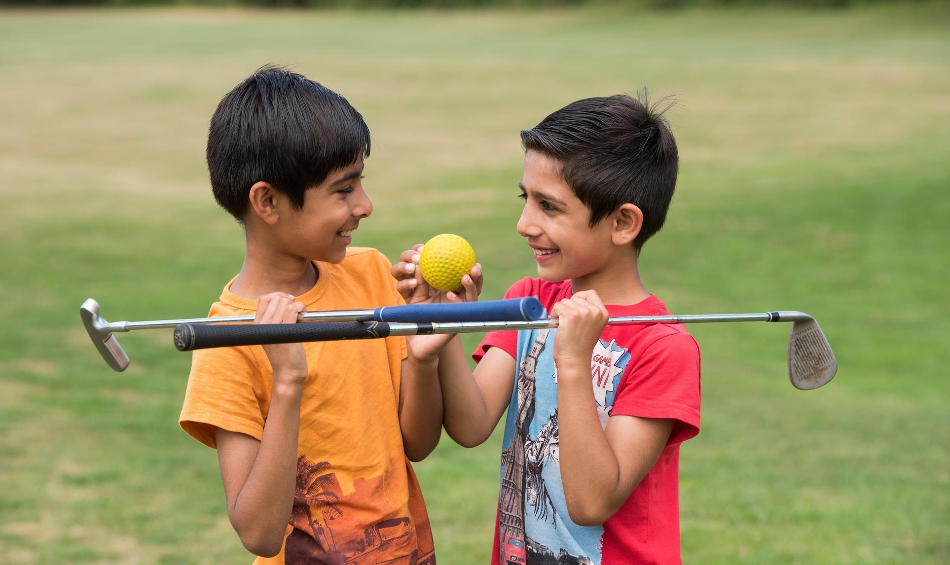 Junior Boys Golf ()