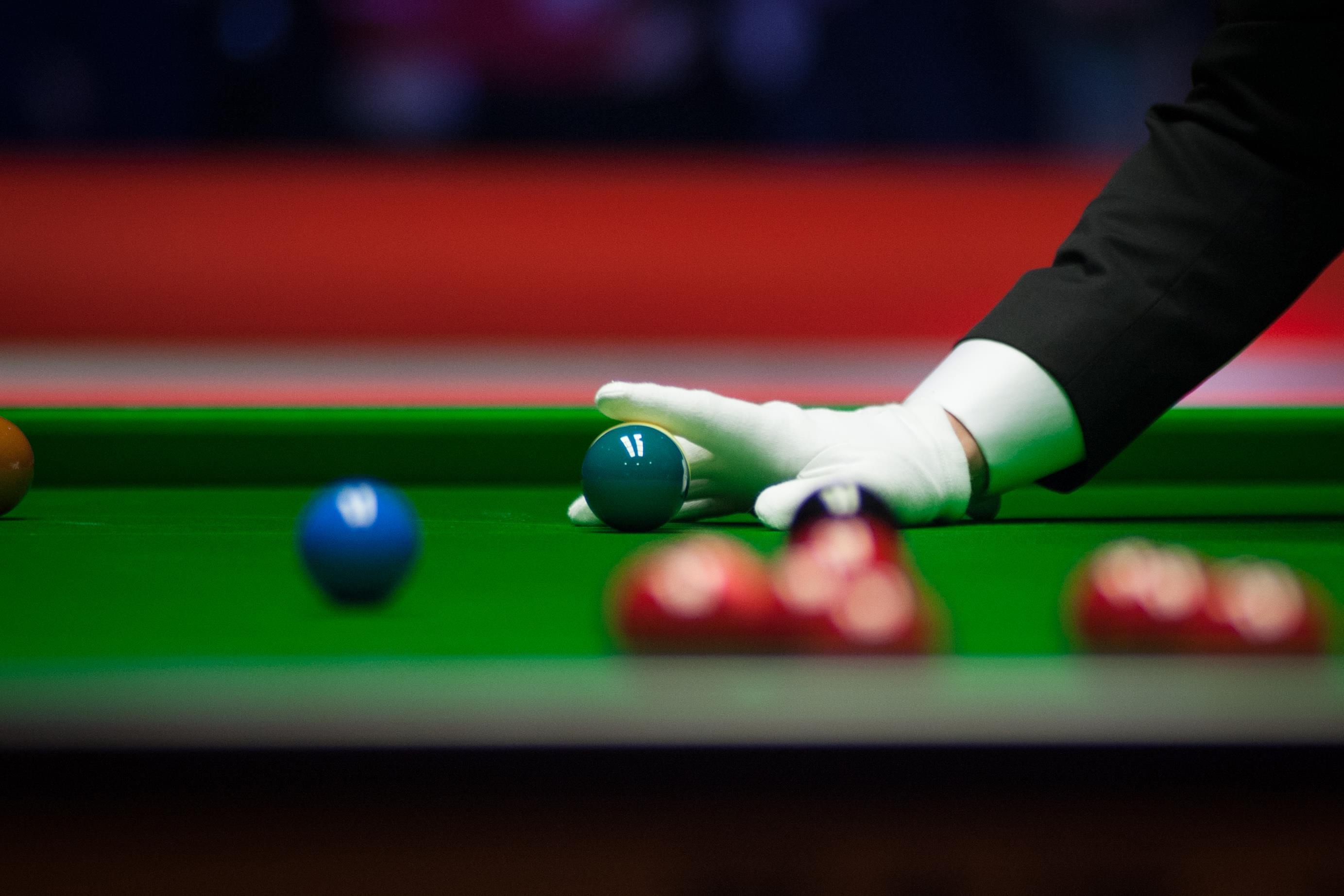 Snooker Balls ()
