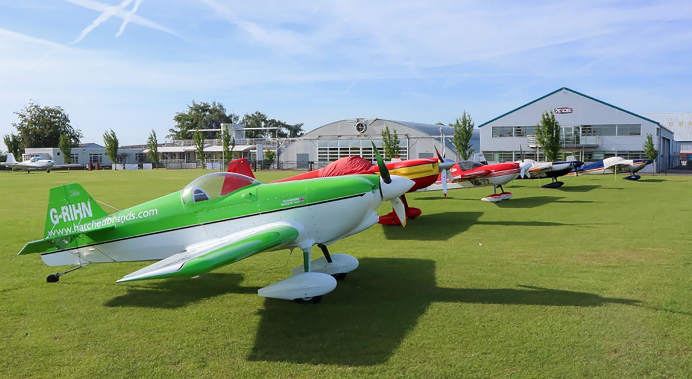 Aerobatics 1 ()