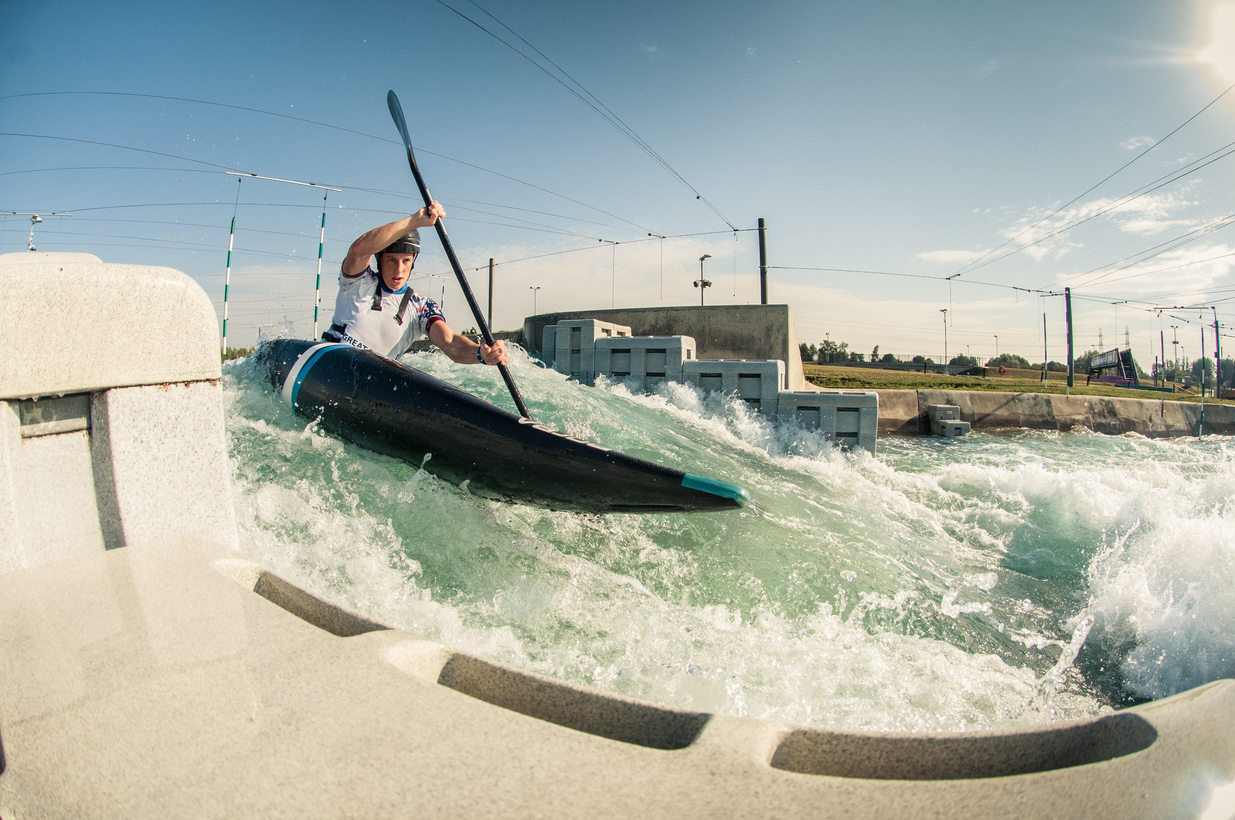 Fiona Pennis Canoe Slalom ()