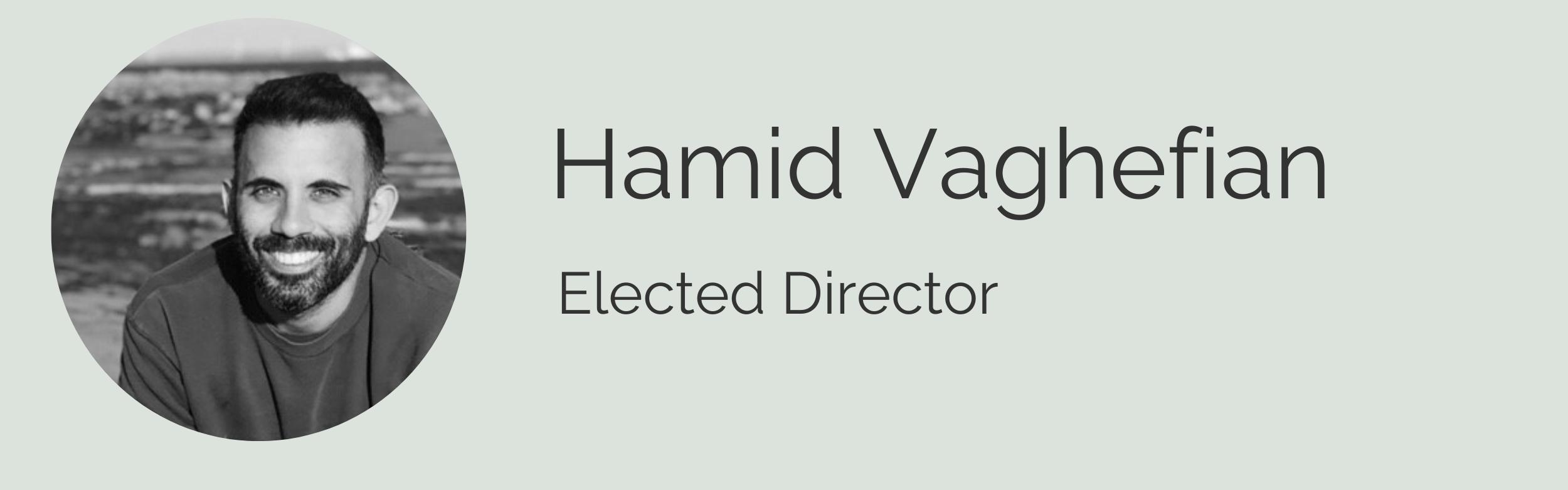 Hamid Vaghefian ()